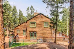 Photo of 75 Spruce Circle, Woodland Park, CO 80863 (MLS # 7668278)