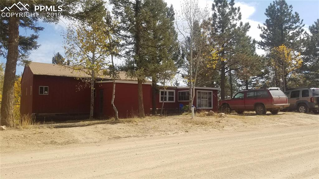 Photo for 812 blossom Road, Woodland Park, CO 80863 (MLS # 7692028)