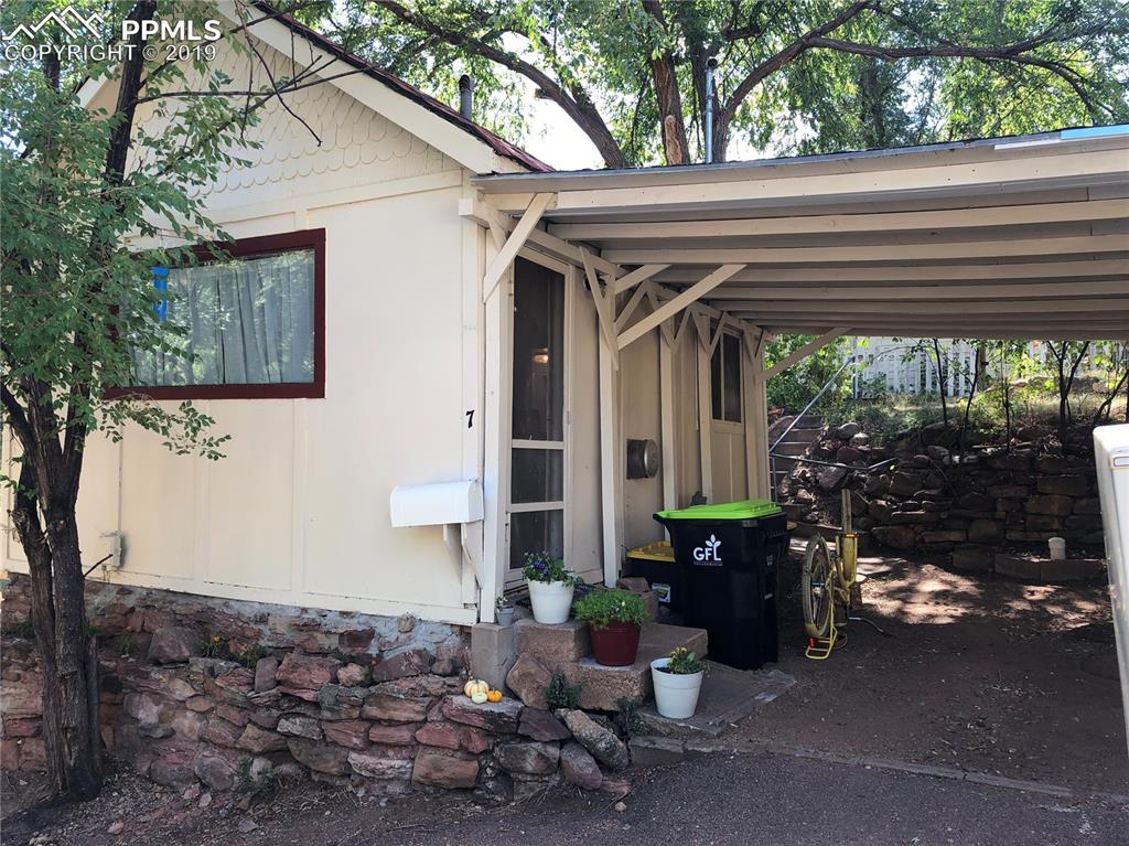 Photo for 7 Ute Trail, Manitou Springs, CO 80829 (MLS # 7706826)