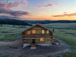 Photo of 654 High Pasture Road, Florissant, CO 80816 (MLS # 7730049)