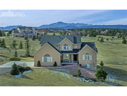Photo of 19220 SIXPENNY Lane, Monument, CO 80132 (MLS # 7731088)