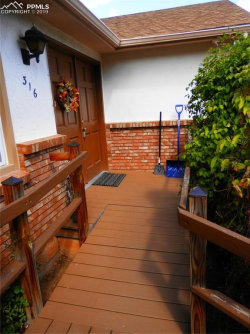 Tiny photo for 316 Clarksley Road, Manitou Springs, CO 80829 (MLS # 7755219)