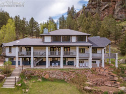 Photo of 253 Bernard Creek Drive, Florissant, CO 80816 (MLS # 7768260)