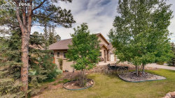 Photo of 1420 Masters Drive, Woodland Park, CO 80863 (MLS # 7777507)