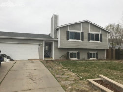 Photo of 115 Yearling Court, Fountain, CO 80817 (MLS # 7875812)