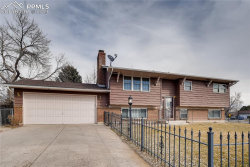 Photo of 4603 Bella Drive, Colorado Springs, CO 80918 (MLS # 7887257)