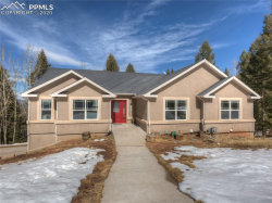 Photo of 1390 Crestview Way, Woodland Park, CO 80863 (MLS # 7919758)