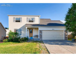 Photo of 8314 Cedar Chase Drive, Fountain, CO 80817 (MLS # 7980132)