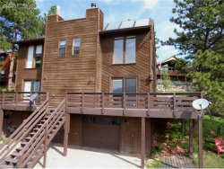 Photo of 570 Greenway Court, B, Woodland Park, CO 80863 (MLS # 7984280)