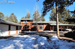 Photo of 162 Rolling Park Drive, Woodland Park, CO 80863 (MLS # 8014751)