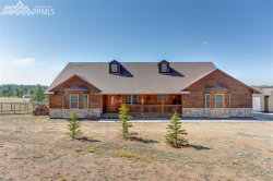 Photo of 85 Due South Road, Florissant, CO 80816 (MLS # 8018016)