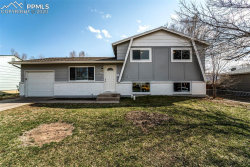 Photo of 4013 Whittier Drive, Colorado Springs, CO 80910 (MLS # 8032380)