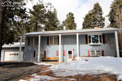 Photo of 1148 Park View Road, Woodland Park, CO 80863 (MLS # 8060460)