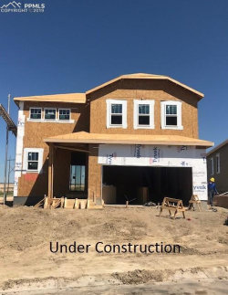 Photo of 9857 Beckham Street, Peyton, CO 80831 (MLS # 8079956)