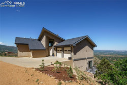 Photo of 835 Neon Moon View, Manitou Springs, CO 80829 (MLS # 8088219)
