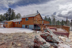 Photo of 419 Crystal Peak Drive, Lake George, CO 80827 (MLS # 8104955)