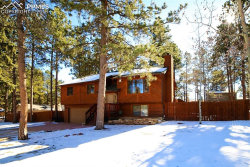 Photo of 501 Wildflower Road, Woodland Park, CO 80863 (MLS # 8218438)