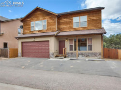 Photo of 709 Valley View Drive, Woodland Park, CO 80863 (MLS # 8235570)