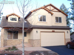 Photo of 1425 Evergreen Heights Drive, Woodland Park, CO 80863 (MLS # 8239529)