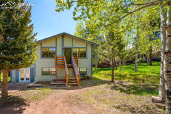 Photo of 641 Whispering Winds Drive, Woodland Park, CO 80863 (MLS # 8254724)