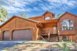 Photo of 430 Pembrook Lane, Woodland Park, CO 80863 (MLS # 8297637)