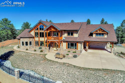 Photo of 684 Kylie Heights Heights, Woodland Park, CO 80863 (MLS # 8311191)