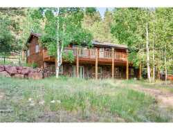 Photo of 181 Woodland Valley Drive, Woodland Park, CO 80863 (MLS # 8330237)