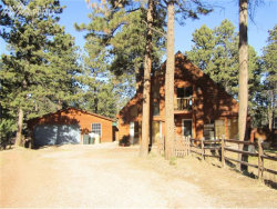 Photo of 790 Log Haven Drive, Woodland Park, CO 80863 (MLS # 8391388)