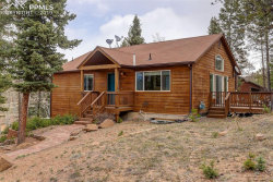 Photo of 186 Grizzly Peak Drive, Florissant, CO 80816 (MLS # 8456959)