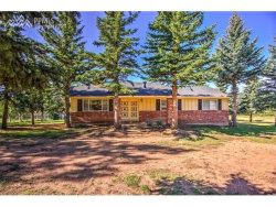 Photo of 325 Apache Trail, Woodland Park, CO 80863 (MLS # 8481595)