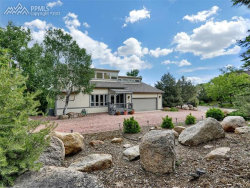 Photo of 42 Sandra Lane, Manitou Springs, CO 80829 (MLS # 8498447)