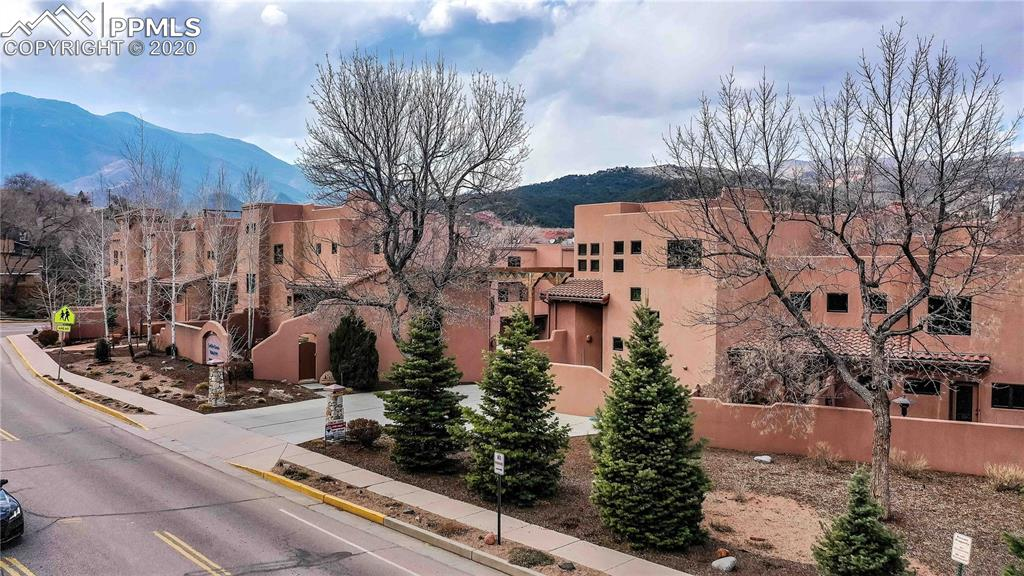 Photo for 35 Crystal Park Road, Manitou Springs, CO 80829 (MLS # 8504876)
