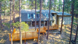 Photo of 400 W Lovell Gulch Road, Woodland Park, CO 80863 (MLS # 8649034)