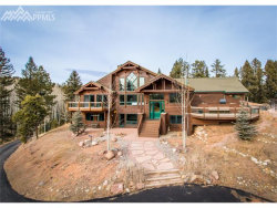 Photo of 808 Lucky Lady Drive, Woodland Park, CO 80863 (MLS # 8649610)