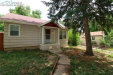 Photo of 413 S Institute Street, Colorado Springs, CO 80903 (MLS # 8747949)