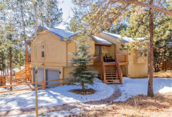 Photo of 161 E Ridge Drive, Woodland Park, CO 80863 (MLS # 8803005)