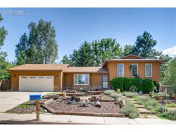 Photo of 2855 Purgatory Drive, Colorado Springs, CO 80918 (MLS # 8828820)