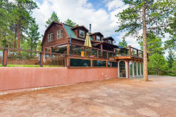 Photo of 3827 County 25 Road, Woodland Park, CO 80863 (MLS # 8829133)
