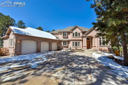 Photo of 18440 Woodhaven Drive, Colorado Springs, CO 80908 (MLS # 8951876)