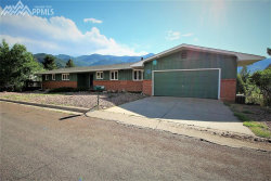 Photo of 162 Clarksley Road, Manitou Springs, CO 80829 (MLS # 8960074)