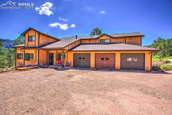 Photo of 391 Creek Side Drive, Woodland Park, CO 80863 (MLS # 9012565)