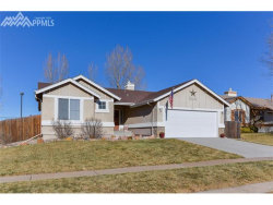 Photo of 4560 Star Ridge Drive, Colorado Springs, CO 80916 (MLS # 9013586)