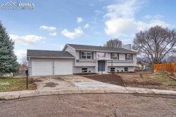 Photo of 7309 Old Pioneer Trail, Fountain, CO 80817 (MLS # 9018196)