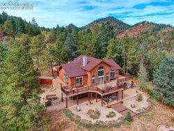 Photo of 267 Creek Side Drive, Woodland Park, CO 80863 (MLS # 9043543)
