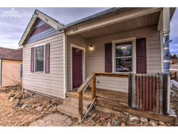 Photo of 319 N 2nd Street, Cripple Creek, CO 80813 (MLS # 9052037)