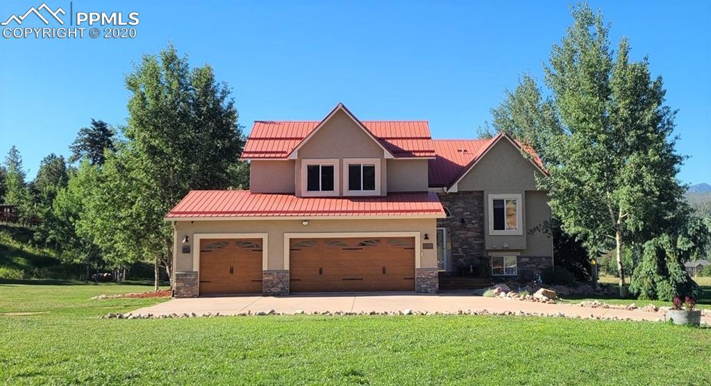 Photo for 591 Majestic Parkway, Woodland Park, CO 80863 (MLS # 9067556)
