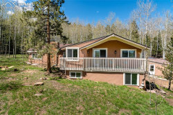 Photo of 42 Lillooet Lane, Woodland Park, CO 80863 (MLS # 9108248)
