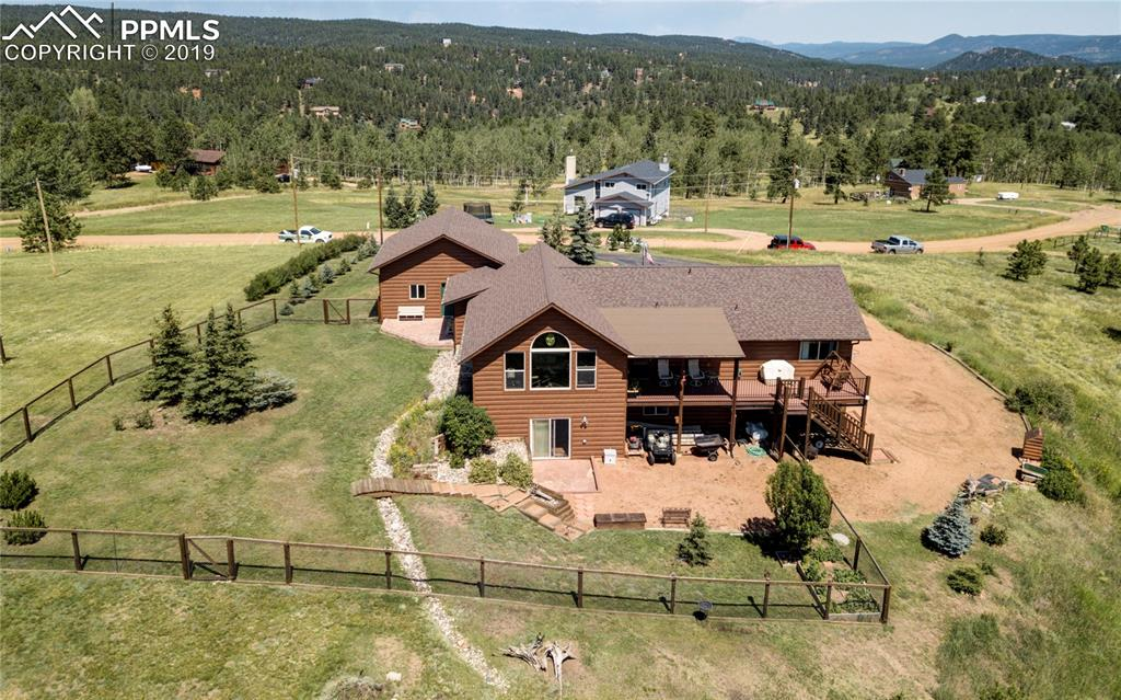 Photo for 60 Dartmouth Place, Woodland Park, CO 80863 (MLS # 9165746)