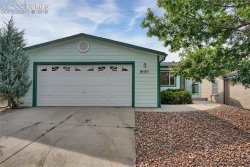 Photo of 4019 Gray Fox Heights, Colorado Springs, CO 80922 (MLS # 9209248)