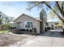 Photo of 2521 E St Vrain Street, Colorado Springs, CO 80909 (MLS # 9219191)